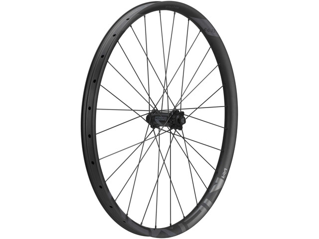 "NEWMEN Evolution E.35 Front Wheel 29"" 15x110mm 6-Bolt Gen2 black anodized/grey"